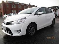 2013 Toyota Verso 2.0 D-4D Icon 5dr (7 Seat)