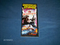 1990's COLOR BROCHURE OF UNIVERSAL STUDIOS-FLORIDA-30+ PAGES
