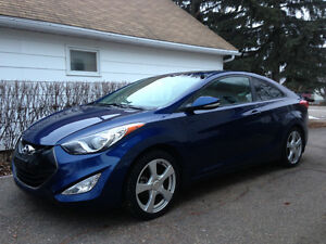2013 Hyundai Elantra Coupe (2 Door) Great Grad Gift