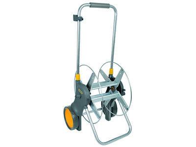 Hozelock 2460 90m Assembled Metal Hose Cart ONLY HOZ2460