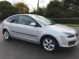 FORD FOCUS AUTOMATIC ZETEC CLIMATE ONLY 42,000 GENUINE MILES F/S/H