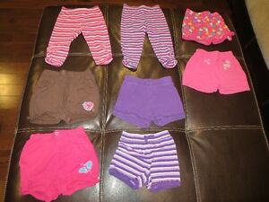 2 capris and 6 shorts for $10  - 12-24M London Ontario image 1