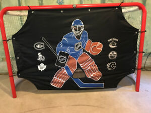 NHL Hockey Net - almost NEW - never been outside $75 OBO