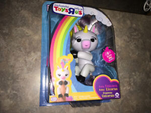 NEW UNICORN FINGERLING AUTHENTIC