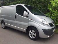2013/13 Vauxhall Vivaro 2700 2.0 CDTi 115 Bhp SPORTIVE SWB SAT/NAV & A/C £6995+VAT