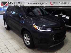 2018 Chevrolet Trax LT  Trax proof that good things come in smal