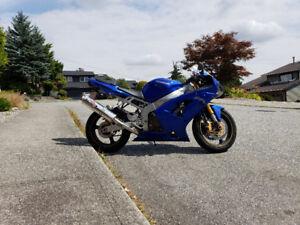 2004 Kawasaki zx6r ninja