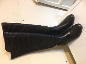 Black boots for Spring