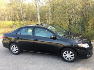 Quick Sale By This Fri: Toyota Corolla LE w/Sunroof, USB & More!