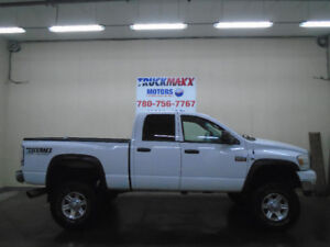 2008 Dodge Ram 2500 SLT 4x4 Diesel With Lift