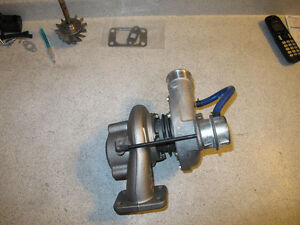 Rebuilt Perkins 2674A404 Turbocharger Moose Jaw Regina Area image 6