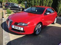 Alfa Romeo GT JTD Cloverleaf 2009 Great condition offers