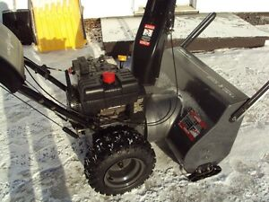 SnowBlower YardKing