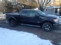 Rare Heavy duty 7 lug F150