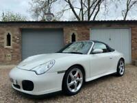 2004 Porsche 911 CARRERA 4S Convertible Petrol Manual