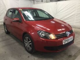 ***VOLKSWAGEN GOLF 1.6 TDI 105 SE Hatchback GOOD CREDIT BAD CREDIT FINANCE AVAILABLE***