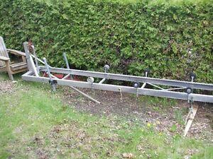 Aluminum Boat Roller Ramp