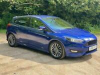 2016 Ford Focus 1.5 TDCi 120 ST-Line 5dr HATCHBACK Diesel Manual