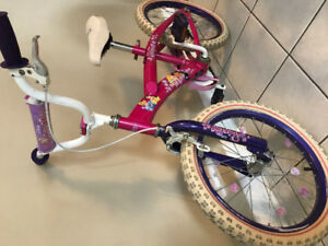 18 inch Disney Princess Bicycle Bike by Huffy EXCELLENT CONDITIO