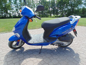Kymco Vitality 50 Gas Scooter