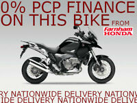 Honda VFR1200X CROSSTOURER HIGHLANDER, 0% FINANCE AND £1000 CONTRIBUTION £99pm