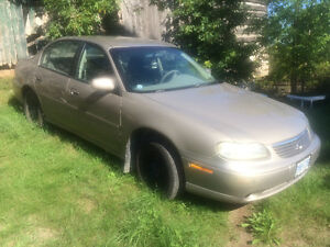 1997 Chevrolet Malibu Sedan will to trade