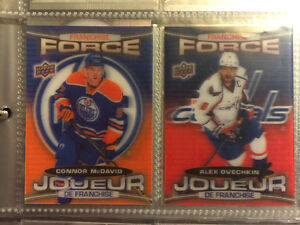 2016 Tim Hortons hockey cards