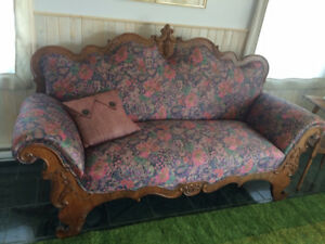 Antique German Sofa (from ca. 1900)
