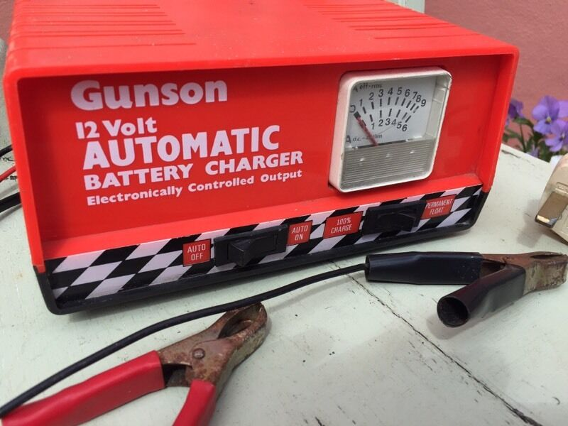 Gunson 12v Automatic Car Battery Charger In Berkeley