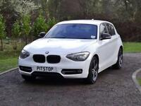 BMW 1 Series 120D 2.0 X-drive Sport 5dr DIESEL MANUAL 2013/63