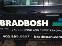 Sub Contractors wanted for snow removal