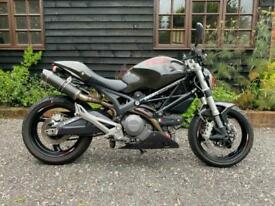 Ducati Monster 696 + Carbon Pack 2013 SC Project Exhaust Low Mileage