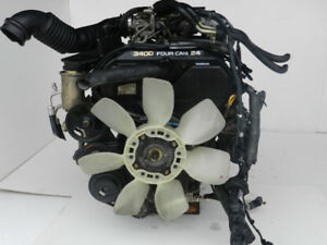 JDM 1996-2002 TOYOTA TACOMA 3.4L 5VZ-FE ENGINE ONLY