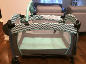 Evenflo® Portable Deluxe Playard/Playpen