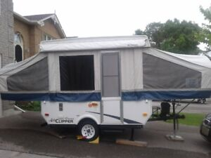 Tent Trailer For Sale - Coachmen Clipper 106 2011