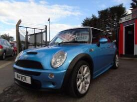 2003 Mini Hatchback 1.6 Cooper S 3dr 2 keys,12 months mot,Warrnty,Px welcome ...