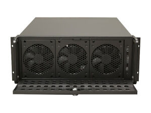 Rosewill 4U Server Chassis / Server Case / Rackmount Case