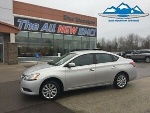 2015 Nissan Sentra   ACCIDENT FREE, BLUETOOTH, FUEL SAVER