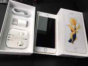 GOLD iPhone 6s PLUS 64GB With AppleCare Warranty