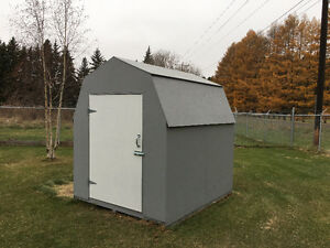 Shed Barn Style - Built in August