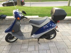 1988 Honda Elite Plus scooter like new.