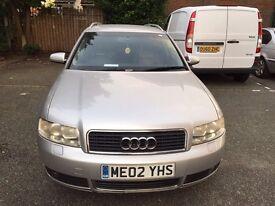 Audi a4 estate £1050