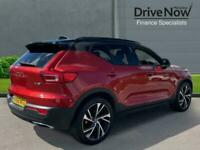 2018 Volvo XC40 2.0 D4 First Edition Auto AWD (s/s) 5dr SUV Diesel Automatic