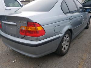 Bmw 2003 parts car