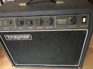 Traynor TS-25 Amp - Rare, Vintage & Works Great! $200obo