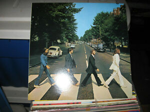 Beatles Abbey Road LP Peterborough Peterborough Area image 1