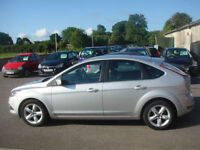 Ford Focus 1.6TDCi 110 ( DPF ) GUARANTEED CAR FINANCE