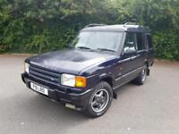 LAND ROVER DISCOVERY ES TDI DIESEL AUTOMATIC BLUE 5 DOOR SUV 1997