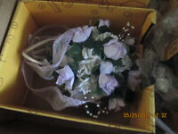 Flower Bouquets and flower basket