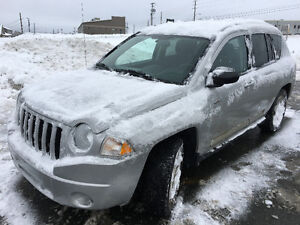 2010 Jeep Compass LHD SUV, Crossover